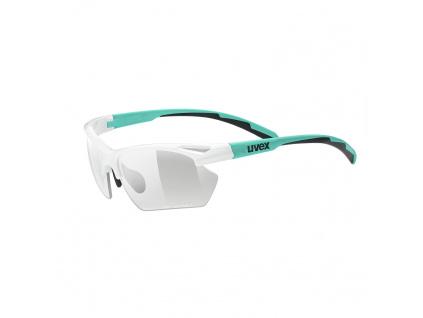 Brýle Uvex Sportstyle 802 Vario S, White / Mint Mat
