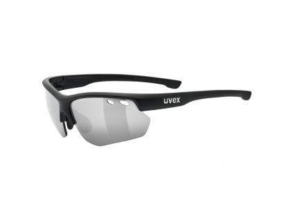 Brýle Uvex Sportstyle 115, Black Matt