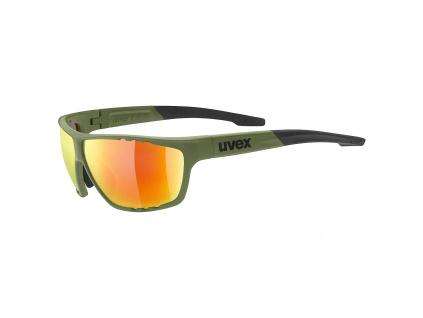 Brýle Uvex Sportstyle 706, Olive Green Matt