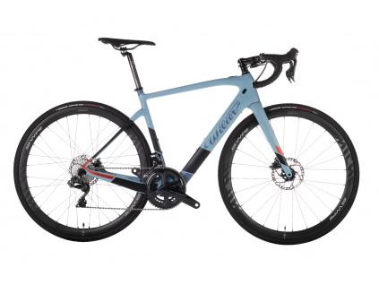 Wilier Cento1 Hybrid 2020 - Ultegra Di2 + Revox, Blue/Black