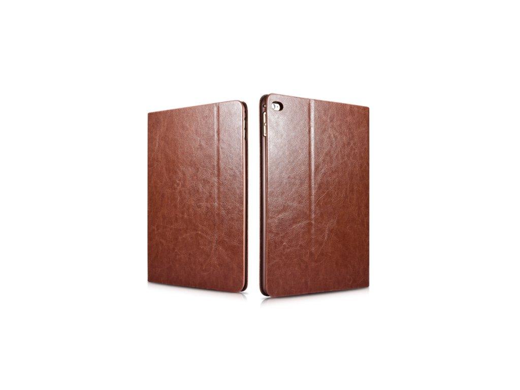 XOOMZ Knight Book Folio obal pro iPad Air 2 tmavě hnědý