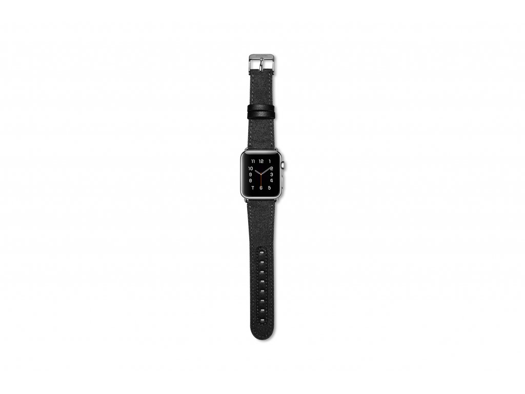 Series Watch Strap For Apple Watch Apple Watch 42 mm/44 mm tmavě šedé