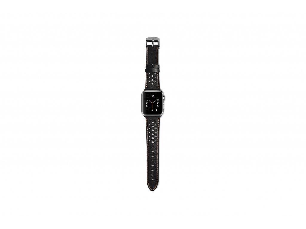 Series Watchband For Apple Watch černé 42 mm/44 mm