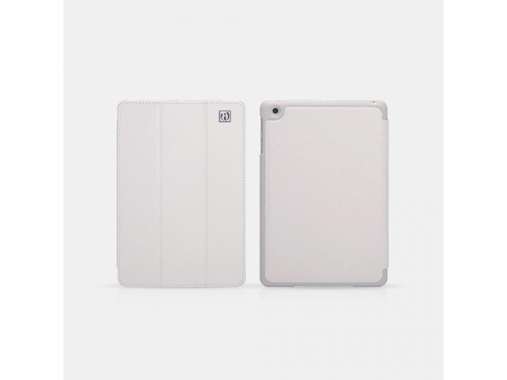 iCarer Triple-folded bílý iPad mini 1/2/3