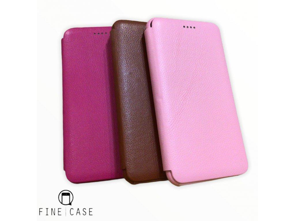 Knížkové pouzdro pro iPhone 6/6S Plus XOOMZ Wallet Litchi (2v1)