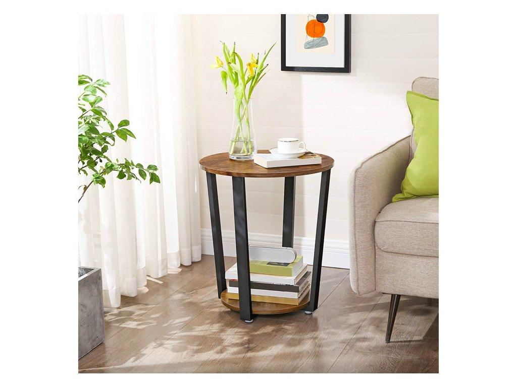 boční stolek vasagle
