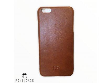 Ochranný kryt z pravé kůže pro iPhone 6/6S Plus Bouletta Jacket