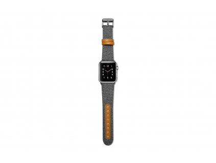 Series Watch Strap For Apple Watch Apple Watch 42 mm/44 mm šedé