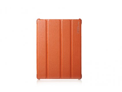 iCarer Microfiber Leather hnědý iPad 2/3/4