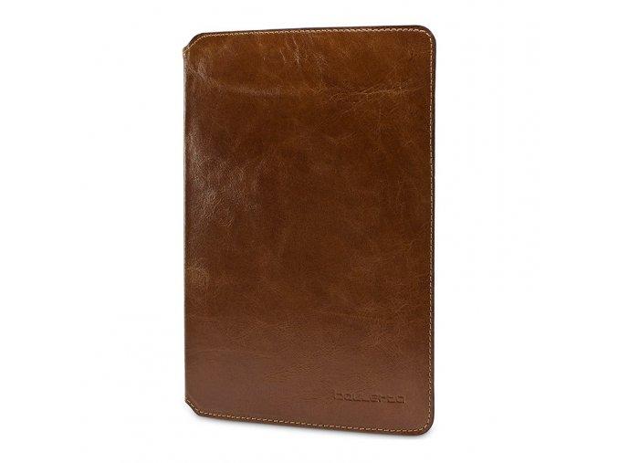 Kožené pouzdro z pravé kůže Bouletta Deep Brown iPad Mini 1/2/3