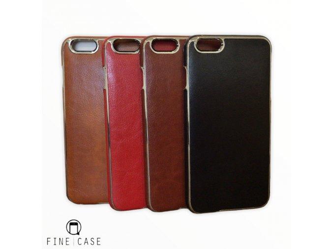 XOOMZ Platinum Electroplating obal pro iPhone 6/6S Plus černý