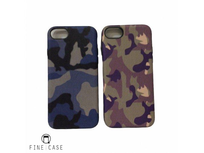 XOOMZ Camouflage pro iPhone 7 růžový