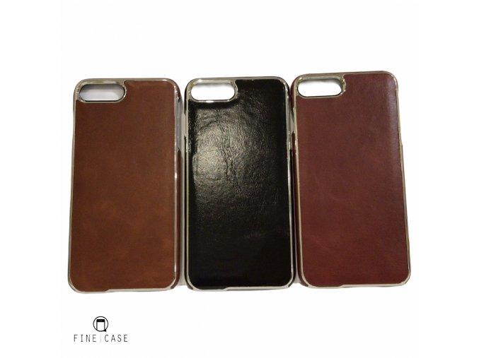 XOOMZ Electroplating obal pro iPhone 7 Plus/8 Plus černý
