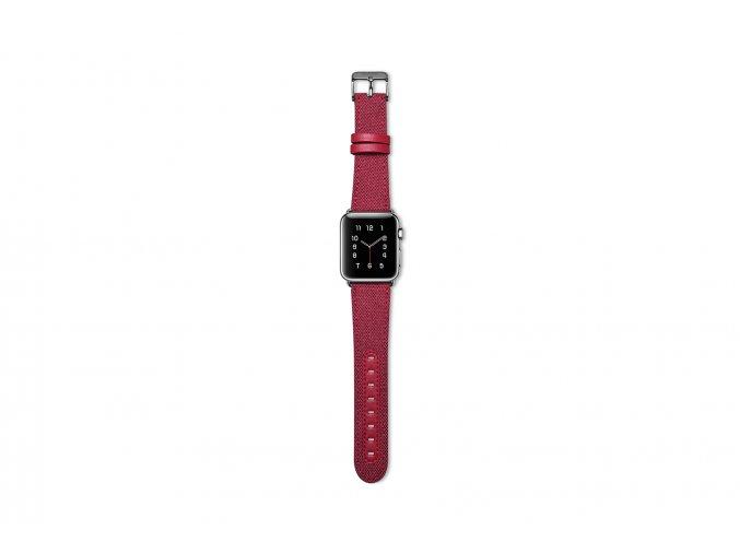 Series Watch Strap For Apple Watch Apple Watch červené 42 mm