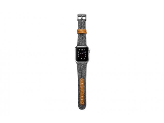 Series Watch Strap For Apple Watch Apple Watch červené 42 mm šedé