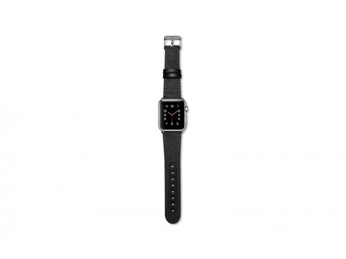 Series Watch Strap For Apple Watch Apple Watch 42 mm/44 mm tmavě šedé