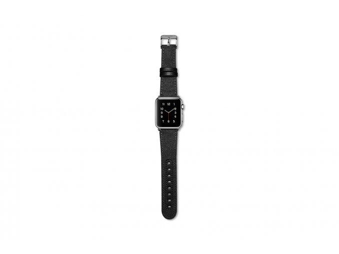 Series Watch Strap For Apple Watch Apple Watch 42 mm tmavě šedé