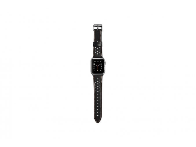 Series Watchband For Apple Watch černé 42 mm/44 mm