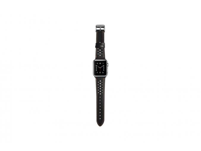 Series Watchband For Apple Watch černé 42 mm