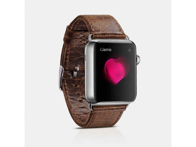 iCarer Classic For Apple Watch coffee 42 mm/44 mm