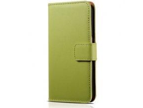 1147(2) kozene pouzdro caseme smooth green iphone 6 6s plus