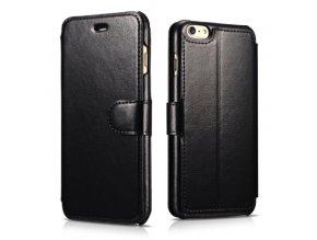 XOOMZ Wallet obal pro iPhone 6/6S černý