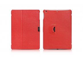 Kožené pouzdro XOOMZ iPad Air červené