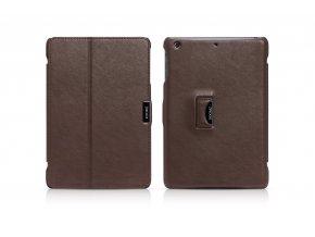 Kožené pouzdro XOOMZ iPad Mini 1/2/3 hnědé