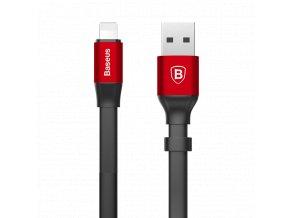 BASEUS Nimble nabíjecí kabel pro iPhone červený