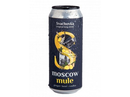 cans 4 all drink 2 go pivo v plechu svachovka original long drink moscow mule ginger beer vodka 500 ml preview