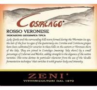 nové víno od jezera Garda - Costalago od Zeni