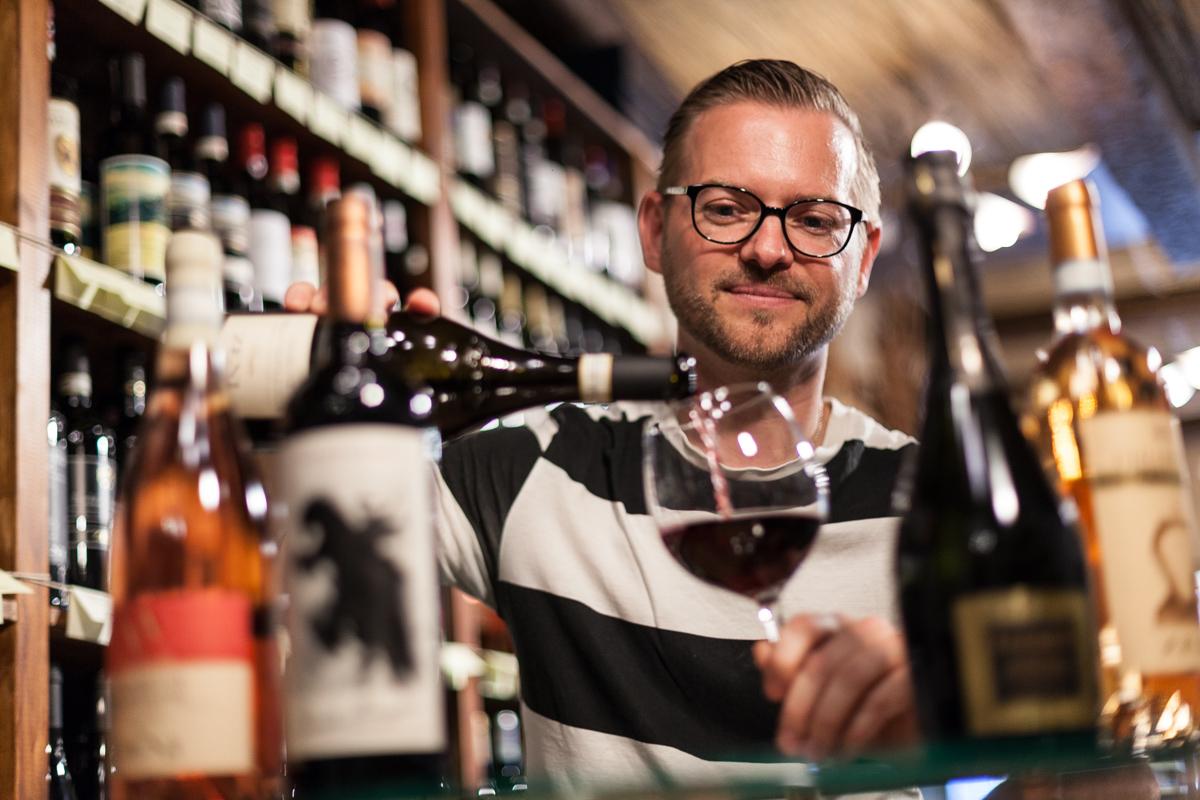 Víno se má vypít! Osobní video-vizitka