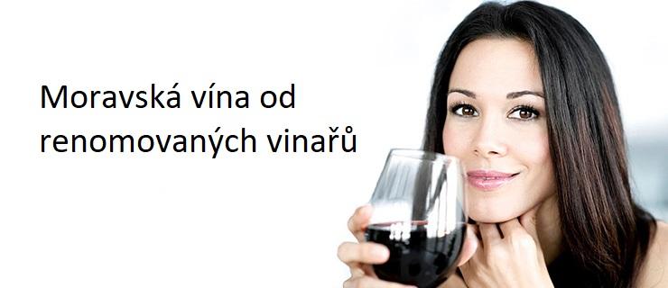 moravská vína od renomovaných producentů
