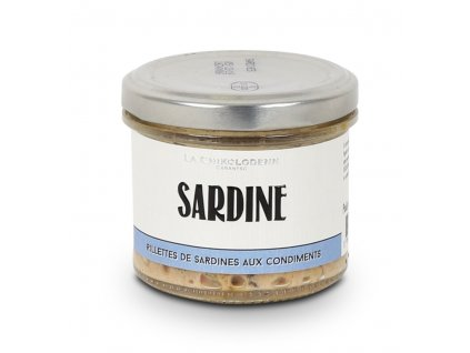 Chikolodenn sardine upraveno