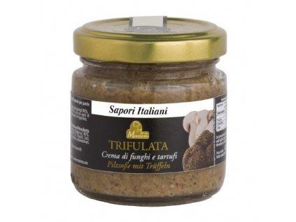 trifulata mushroomand truffle