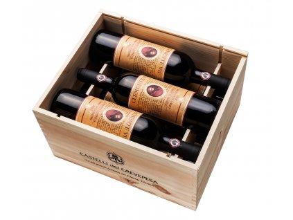 Chianti Classico DOCG Gran Selezione 2012 (6 lahví vína)