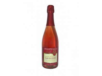 Crémant d'Alsace Rosé Hauller 0,75l