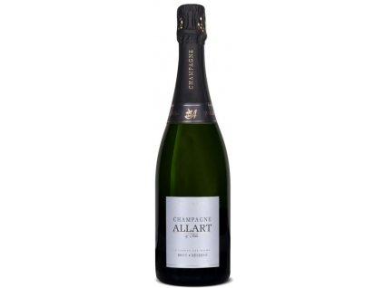 Champagne Reserve brut Allart 0,75l