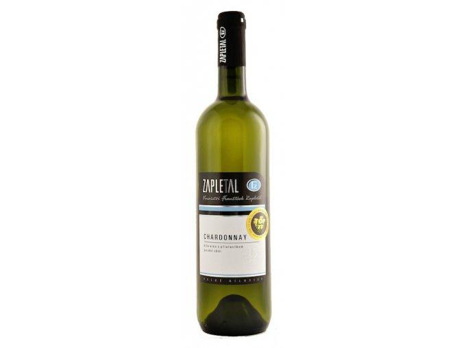 Chardonnay pozdní sběr 2015