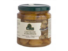Castagne Sciroppate 350g 314ml