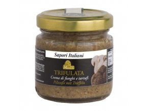 trifulata mushroomand truffle