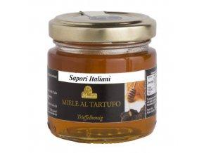 honey with truffle