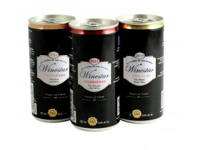 Winestar 3 canettes