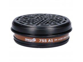 MAS 06 Finixa gas filtering cartridge A1 for spray mask 1