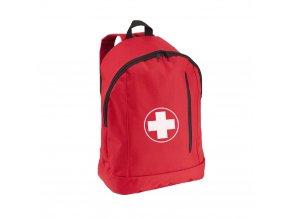 LEK12 Textilní batoh s přední kapsou