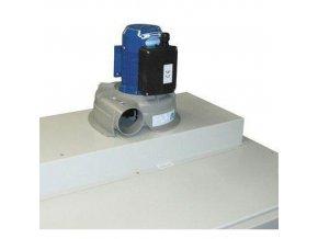 Ventilátory a filtrace