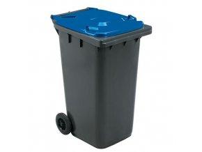 Kontejnery avenkovní popelnice na tříděný odpad