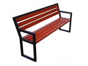 Venkovní lavičky