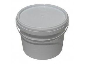 Plastové a kovové kyblíky