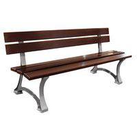 Venkovní lavice a stoly